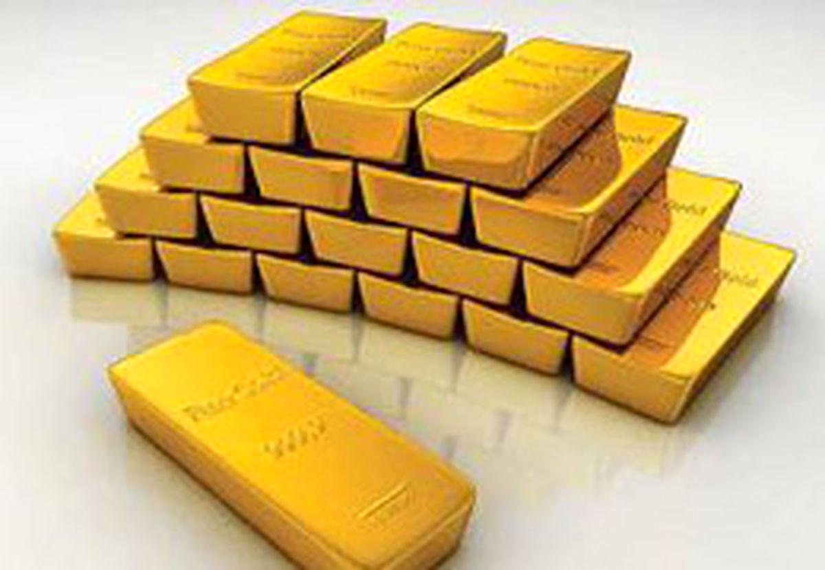 رشد قیمت جهانی طلا امروز 10 مهر 1400