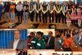 جشنواره تئاتر خیابانی شهروند لاهیجان با گلباران مزار شهدا آغاز شد
