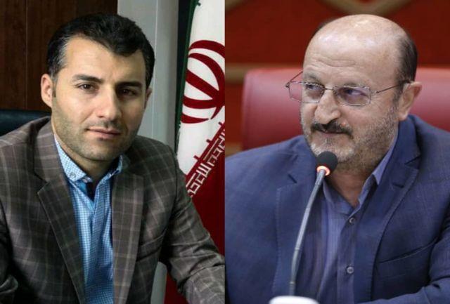 انتصاب معاونان سیاسی و عمرانی فرمانداری بویین زهرا
