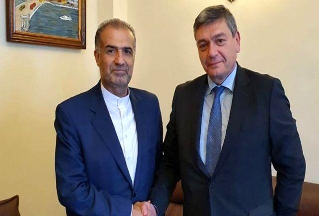 همکاری مشترک ایران و روسیه در برابر اقدامات غیرقانونی آمریکا