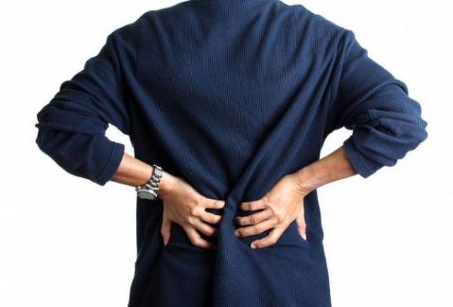 روش درمان گودی کمر