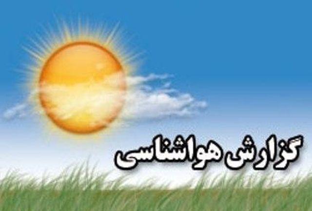 دمای هوا در آذربایجانغربی ۴ تا ۶ درجه افزایش خواهدیافت