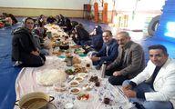 برگزاری برنامه صبحانه سلامت در کلاردشت