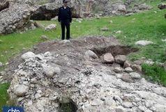دستگیری یک باند حفاری در ایلام