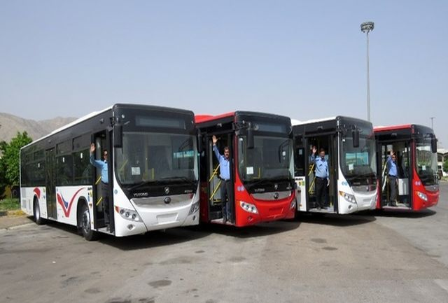 شرایط خوبی در رعایت پروتکلهای بهداشتی در اتوبوسهای  درون شهری اراک وجود دارد