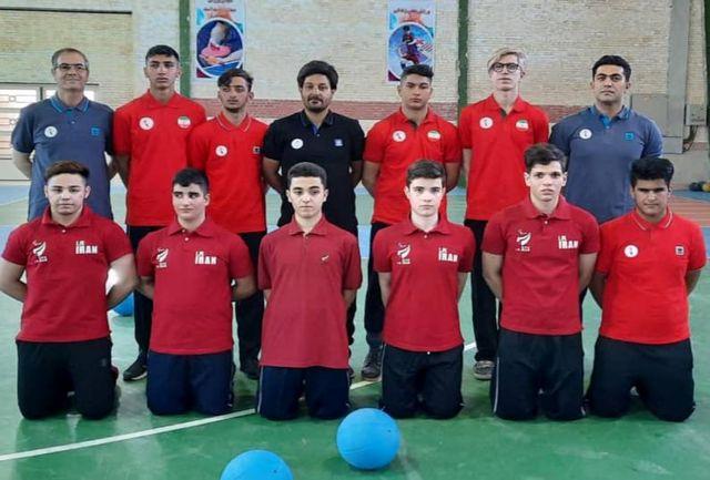 تیم ملی گلبال در مسابقات پارآسیایی صاحب مدال خواهد شد