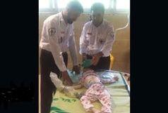 زنده شدن کودک 5 ساله بعد از مرگ حتمی
