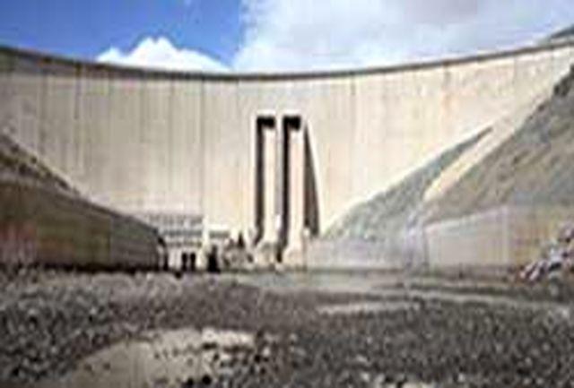 تنها 23 درصد از سد زاینده رود آب دارد