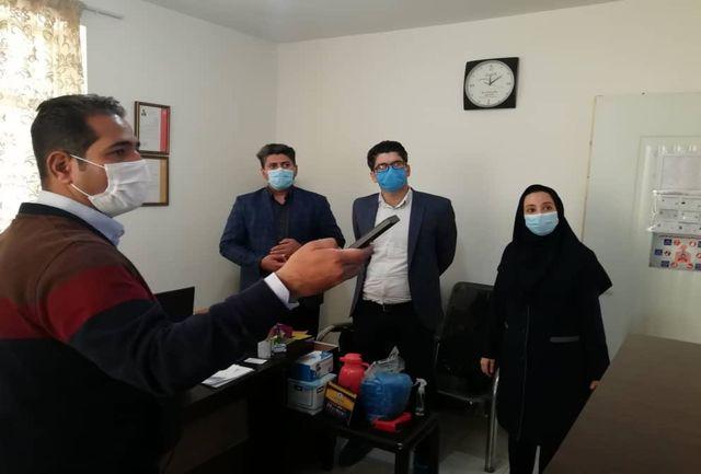 بازدید مسئولین از مراکز نگهداری از بیماران اعصاب و روان تحت نظارت بهزیستی