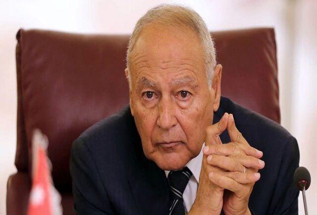 ادعاهای دبیرکل اتحادیه عرب علیه ایران