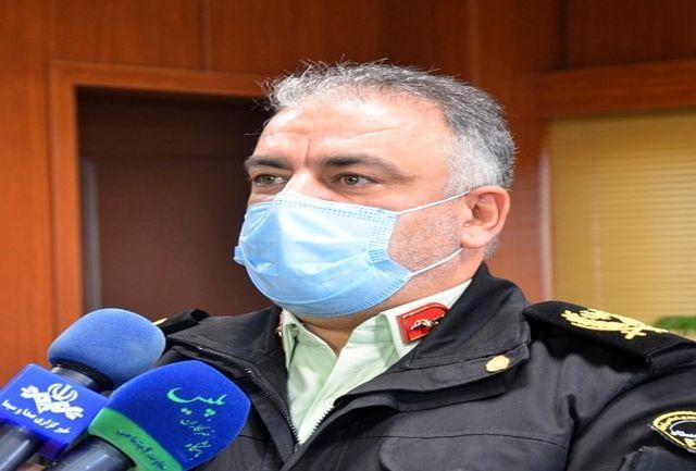 کشف 114 دستگاه تلویزیون قاچاق در غرب استان تهران