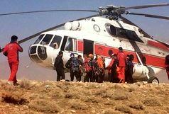 نیروهای امدادی به  محل کشف اجساد سقوط هواپیما پرواز تهران- یاسوج رسیدند/ انتقال اجساد آغاز شد