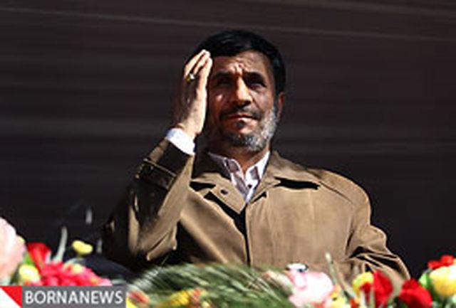 محل اقامت احمدی نژاد در نیویورک تحت تدابیر شدید امنیتی
