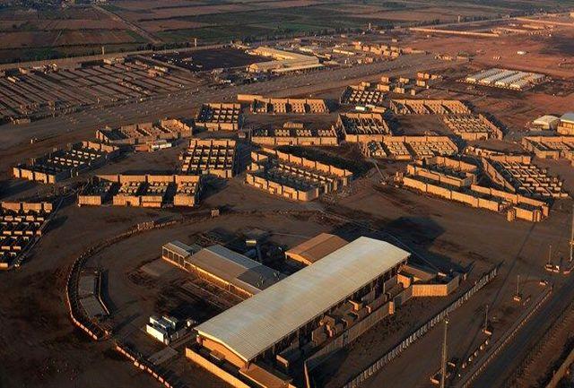 حمله پهپادی به بزرگترین پایگاه تحت سیطره آمریکا در عراق+جزییات
