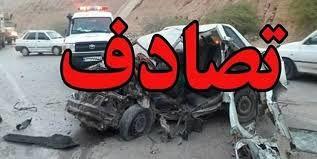 سانحه رانندگی مرگبار در آزادراه قزوین