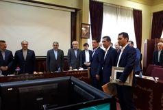 تجلیل وزیر ورزش و جوانان از تیم داوری ایران در جام جهانی