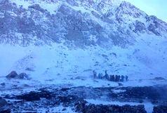 آخرین وضعیت کوهنوردان مفقودی خراسان