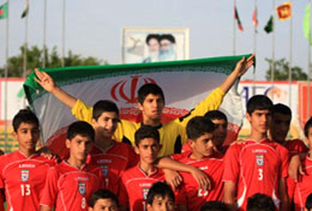 حضور پر رنگ نوجوانان همدانی در اردوی تیم ملی فوتبال