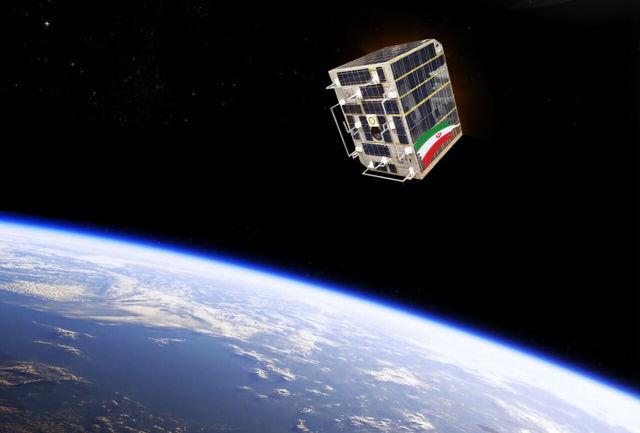 ماهواره پارس ۱ به سازمان فضایی ایران تحویل شد