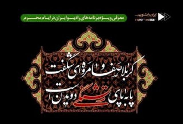 ویژه برنامه های تاسوعا و عاشورای حسینی در رادیو ایران