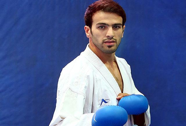 بهمن عسگری امید  مدال آوری در المپیک