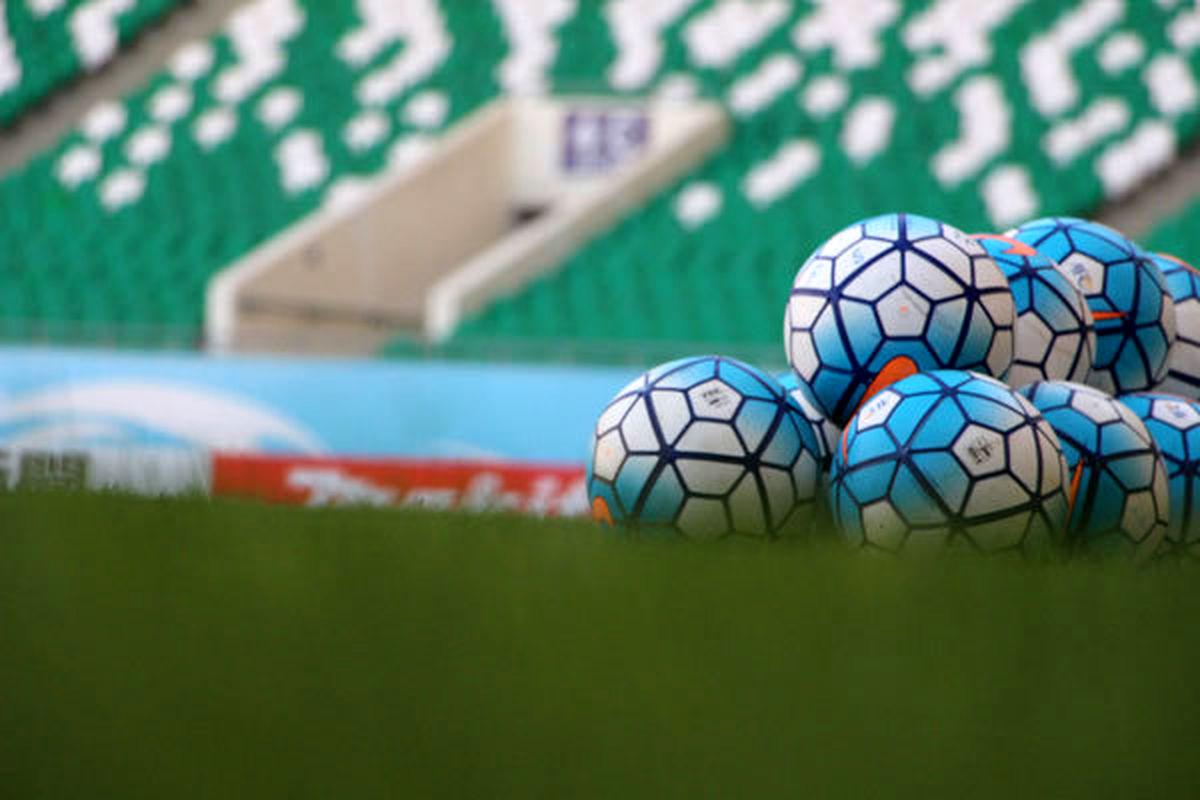 برگزاری اردوی آماده سازی تیم فوتبال زیر 15 سال