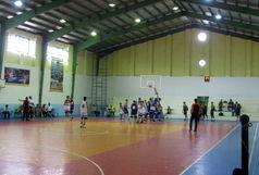 نتایج مسابقات بسکتبال قهرمانی کشور در گلستان
