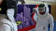 سه شمشیرباز آذربایجانغربی به اردوی تیم ملی فلوره دعوت شدند