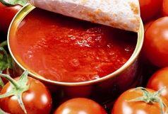 کشف هزار کیلوگرم رب گوجه تاریخ مصرف گذشته در جیرفت