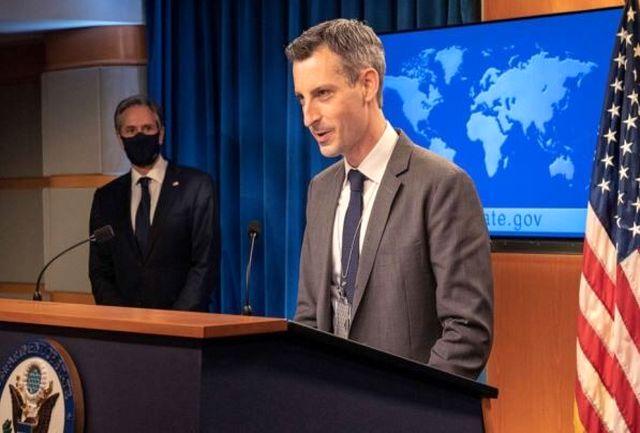 اظهارات جدید آمریکا درخصوص مذاکرات وین