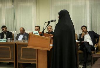 نخستین جلسه رسیدگی به اتهامات نعمت زاده و لشگری پور