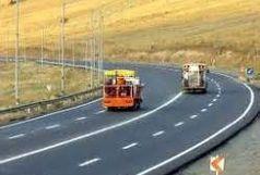 حذف نقاط پر حادثه در محورهای مواصلاتی شهرستان چایپاره