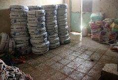 کشف میلیاردی کالای قاچاق در ایرانشهر