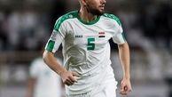 ستاره رقیب ایران کرونا گرفت