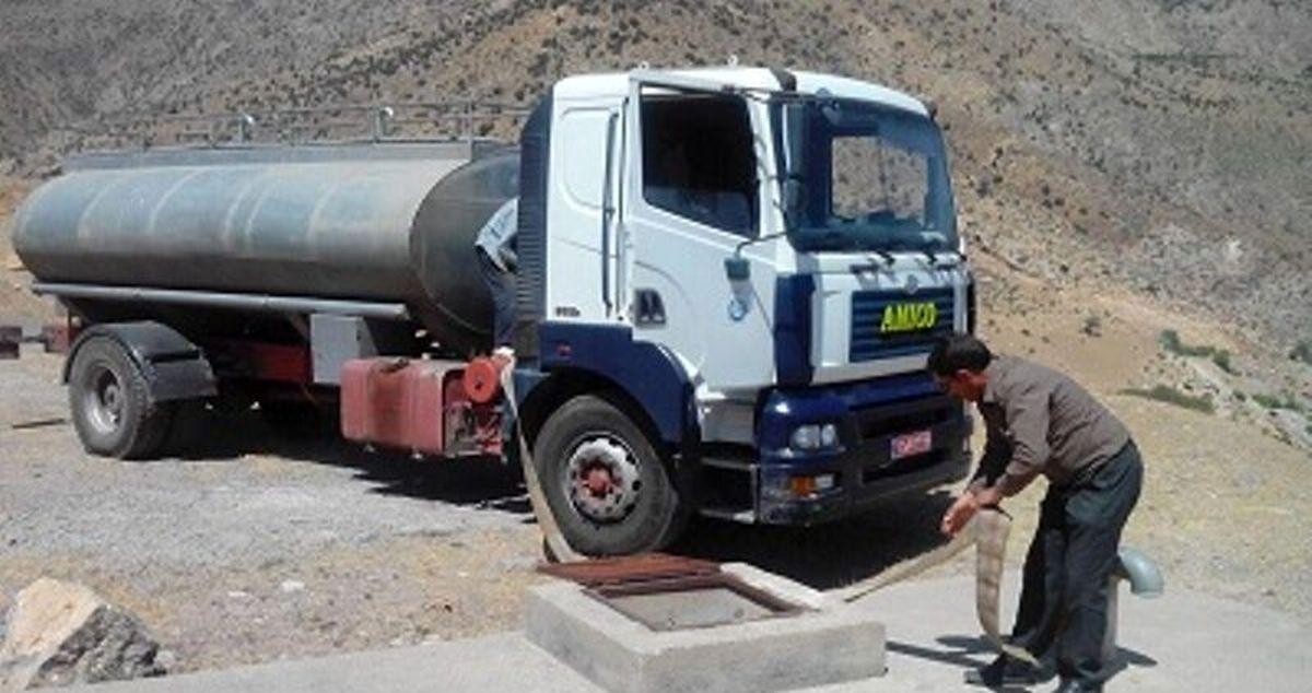 آبرسانی روزانه ۱۴۰ هزار لیتر آب به مناطق عشایری