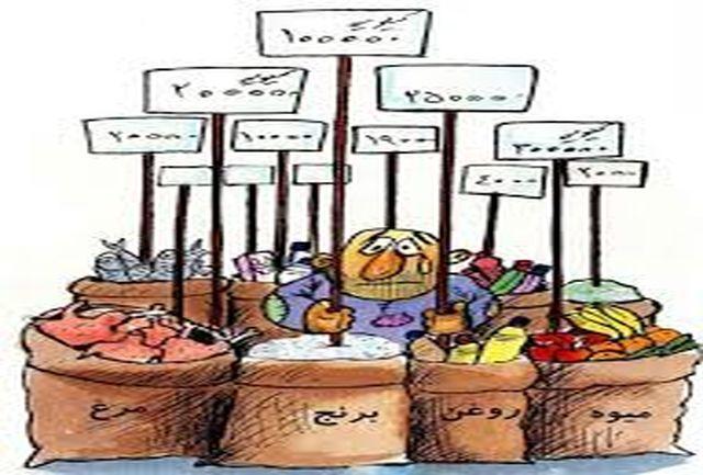 خودداری از نصب برچسب قیمت روی کالا علت اصلی گرانفروشی در بازار