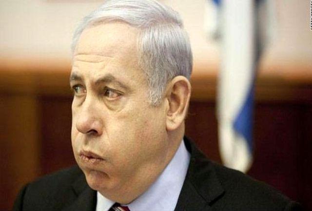 """توئیتر نتانیاهو پیام """"جنگ با ایران"""" را حذف کرد"""