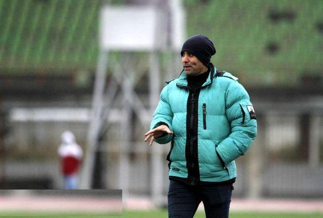 سرمربی تیم فوتبال سپیدرود رشت استعفا داد