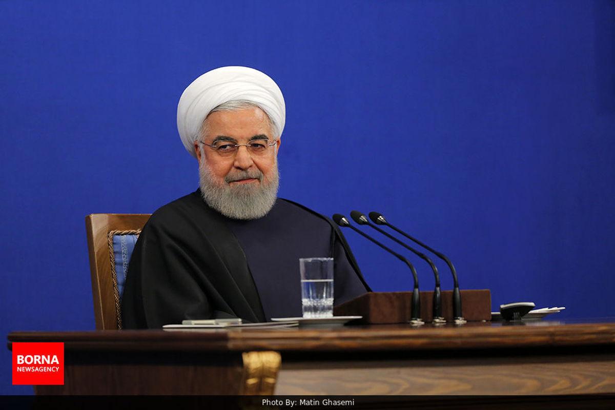 دکتر روحانی فرا رسیدن روز ملی روسیه را تبریک گفت