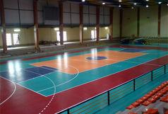 تمامی سالنهای ورزشی استان قزوین تا پایان هفته تعطیل است