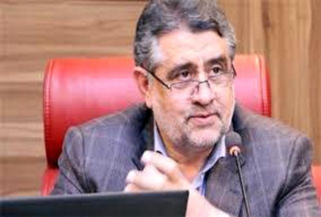 حضور مشاور عالی وزیر آموزش و پرورش در استان چهارمحال و بختیاری