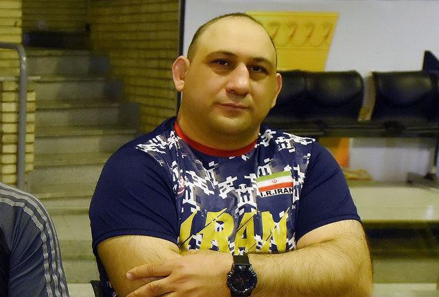 رضایی: از کسب عنوان نایب قهرمانی در جام جهانی رضایت دارم