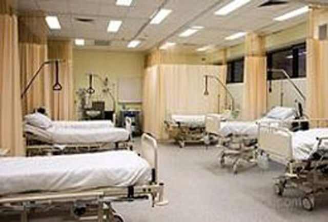 افزایش ۱۶۵۸ تخت بیمارستانی در استان طی ۴ سال گذشته