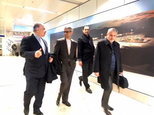 سلطانیفر و صالحیامیری در مورد نقش ورزش در ایران با باخ صحبت کردند