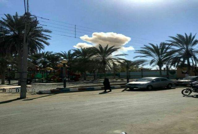 تروریست ها با خودرو حامل موادمنفجره به ستاد انتظامی چابهار حمله کرده اند/ سه نفر شهید شدند