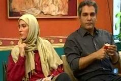 سحر زکریا با مهران مدیری قهر کرد
