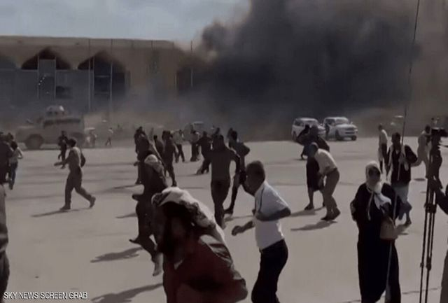 شمار کشته های انفجار عدن اعلام شد