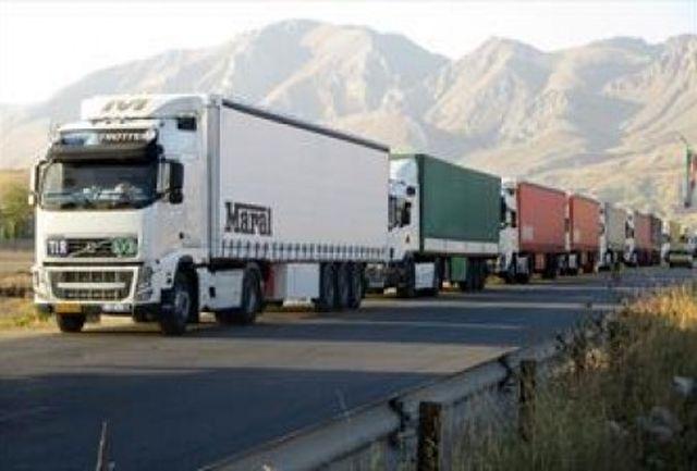افزایش 93 درصدی صادرات از طریق پایانه مرزی میرجاوه