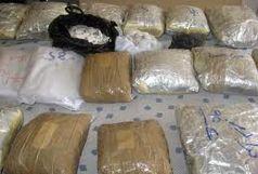 دستگیری سوداگر مرگ با یک کیلو و 500 گرم مواد مخدر صنعتی