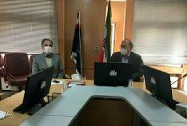 تشکیل کمیته مشترک تخصصی برای همکاری وزارت صمت و جمعیت هلال احمر